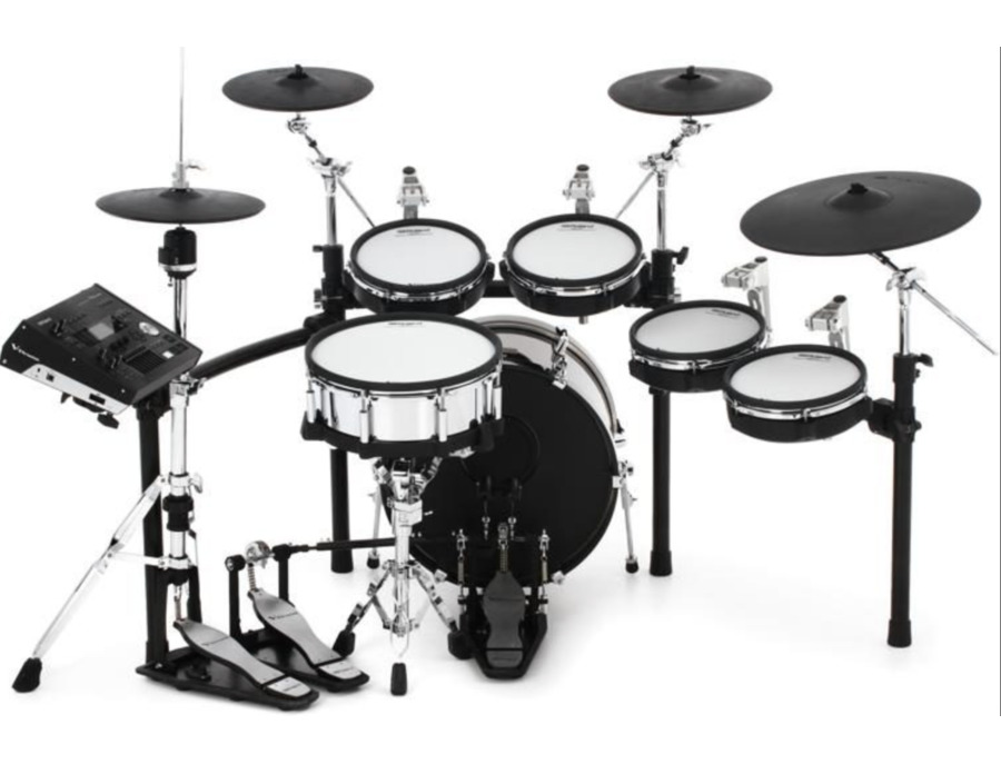 Roland td50k electronic drum kit xl