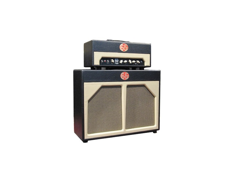 65 Amps London Pro & matching cabinet
