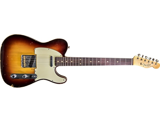 Fender Custom Shop Limited Edition Sheryl Crow 1959 Custom Telecaster