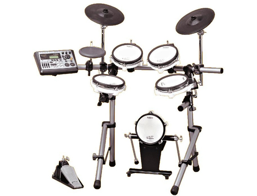 Roland Td 8 Electronic Drum Kit Reviews Prices Equipboard