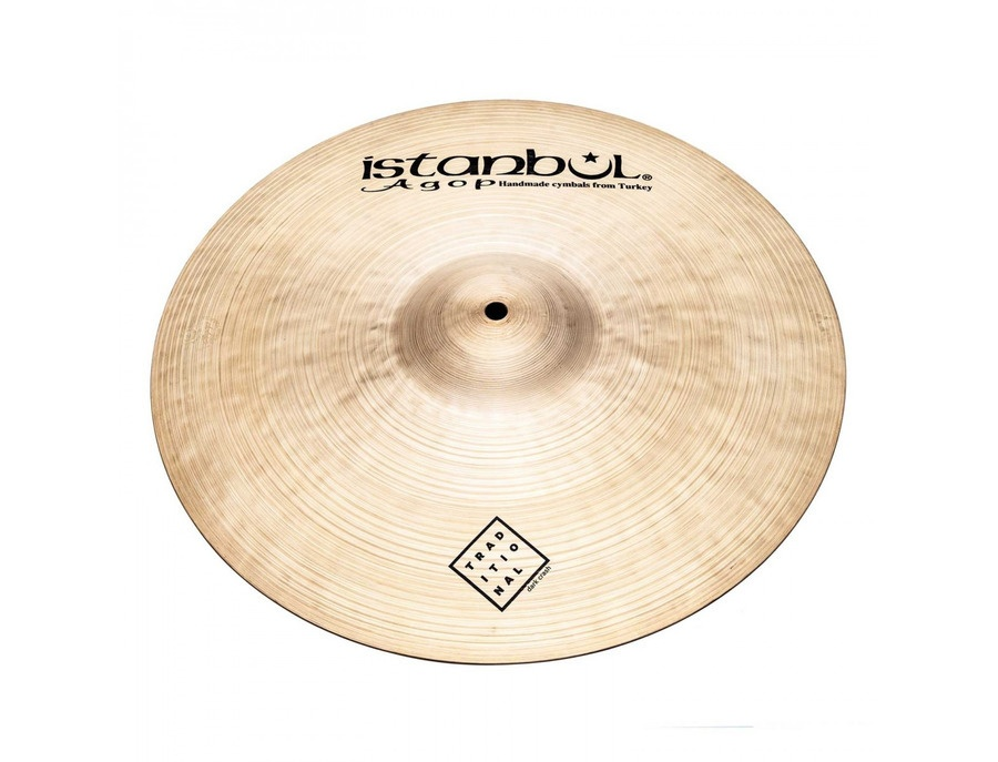 Istanbul agop 22 traditional dark crash xl