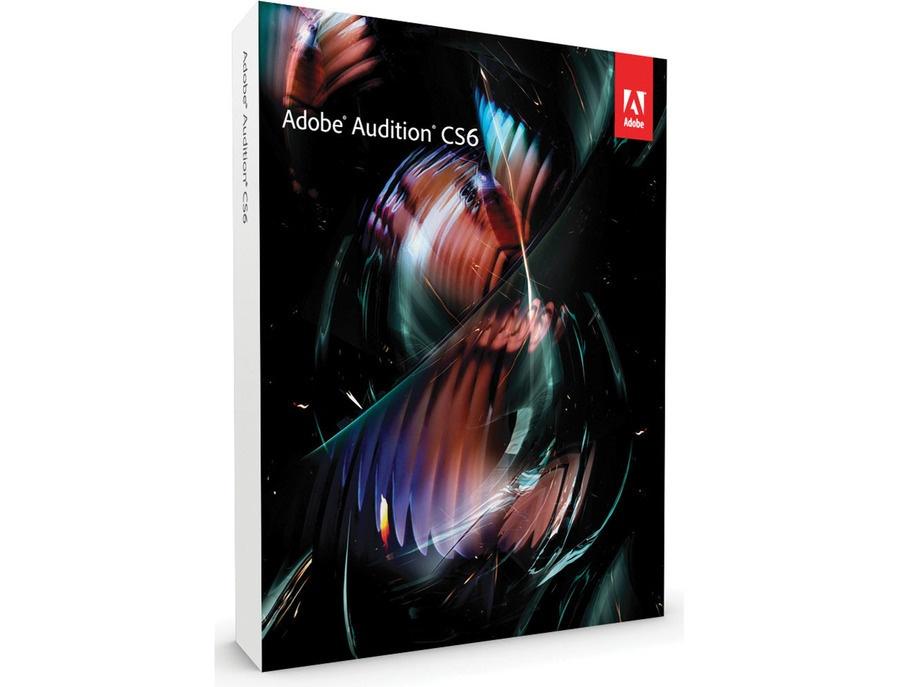Adobe Audition CS6