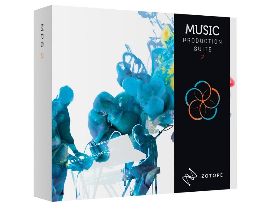 Izotope music production suite 2 xl