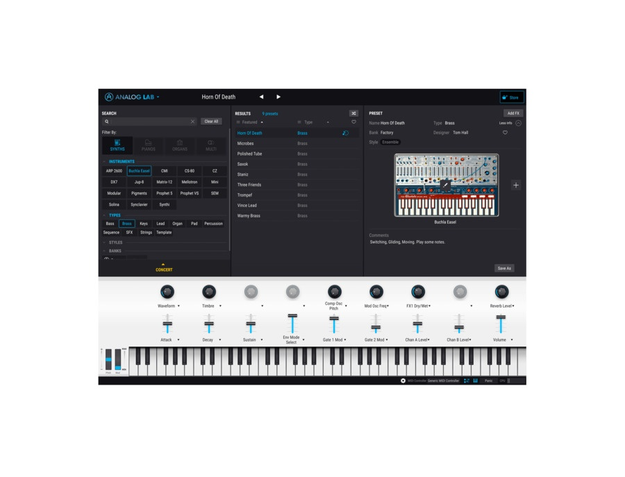 Arturia Analog Lab 4 Reviews Amp Prices Equipboard 174