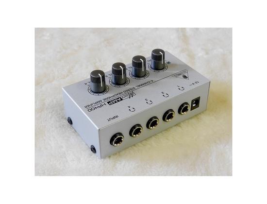 Behringer Microamp HA 400