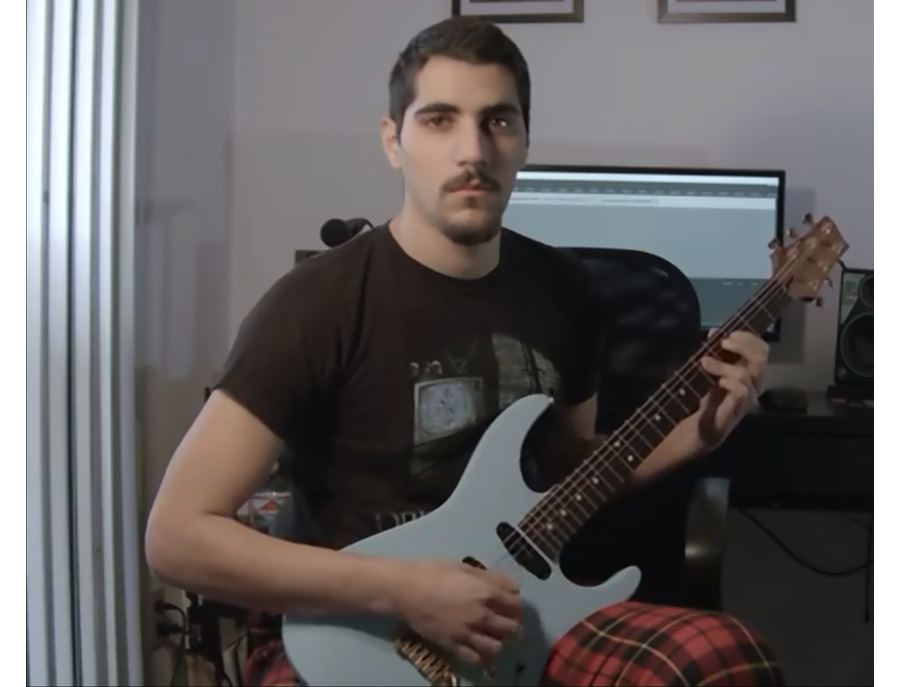 Rudy ayoub custom warmoth guitar Reviews & Prices   Equipboard®
