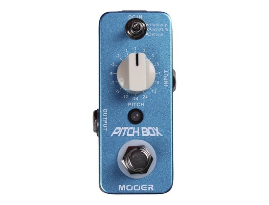 Mooer Pitch Box Guitar Effects Pedal