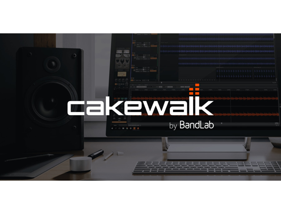 Cakewalk by bandlab xl