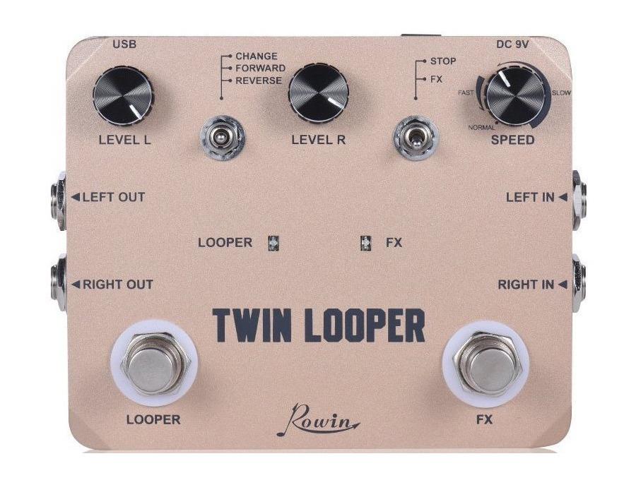 Rowin twin looper xl
