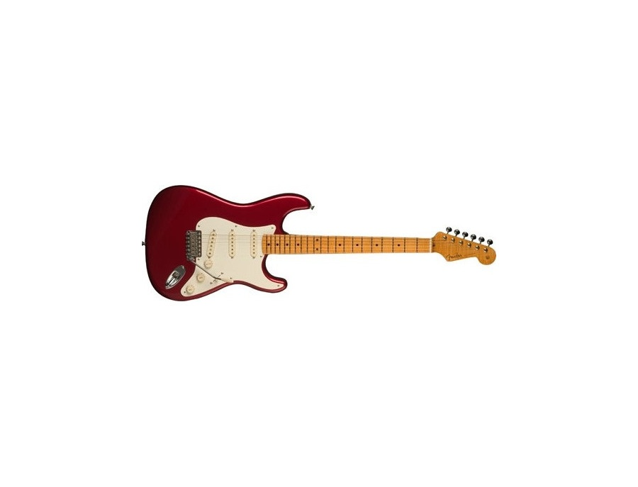 Fender Eric Johnson Stratocaster Candy Apple Red Flamed Maple