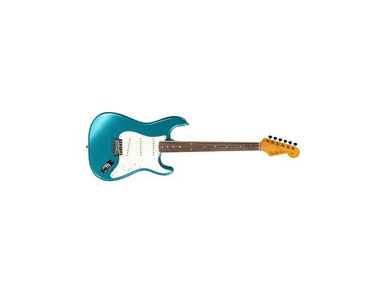 Fender Eric Johnson Stratocaster Lucerne Aqua Firemist