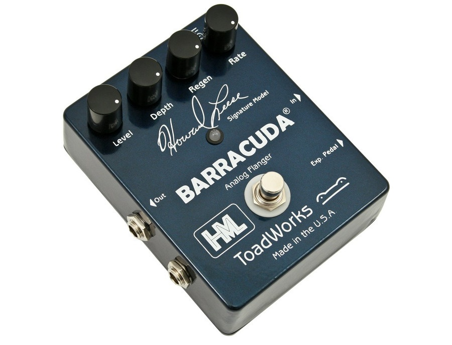 Toad Works Barracuda Flanger