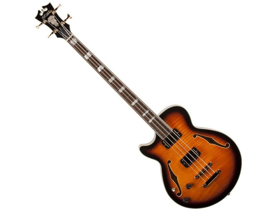 D'Angelico Excel Bass Lefty Reviews & Prices | Equipboard®