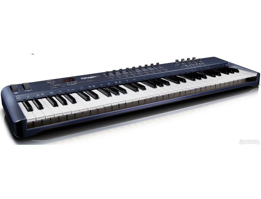 M-AUDIO - Oxygen 61 - 61-Key USB MIDI Controller