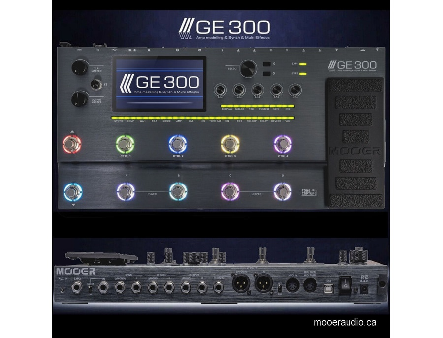Mooer GE300 Reviews & Prices | Equipboard®
