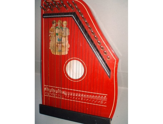 Jubletone Zither
