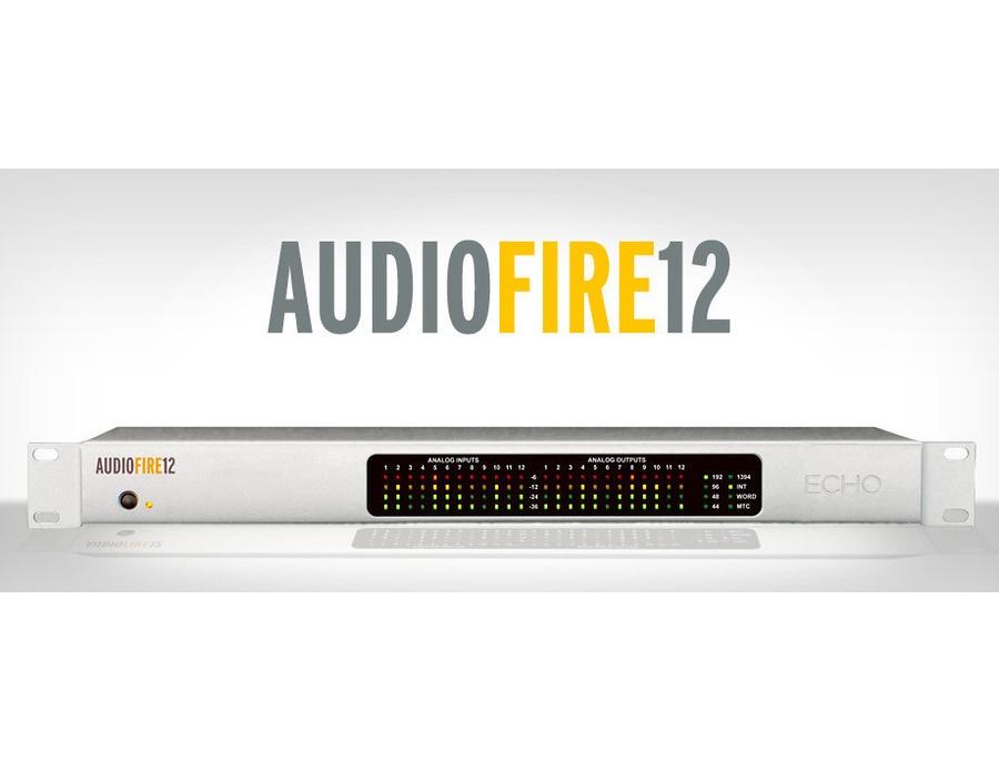 Echo Digital Audio AudioFire 12