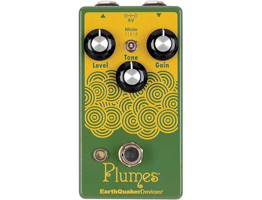 Earthquaker devices plumes xl