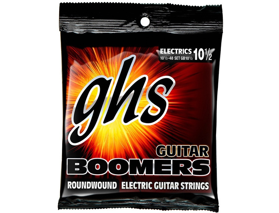 Ghs guitar boomers 0 10 xl