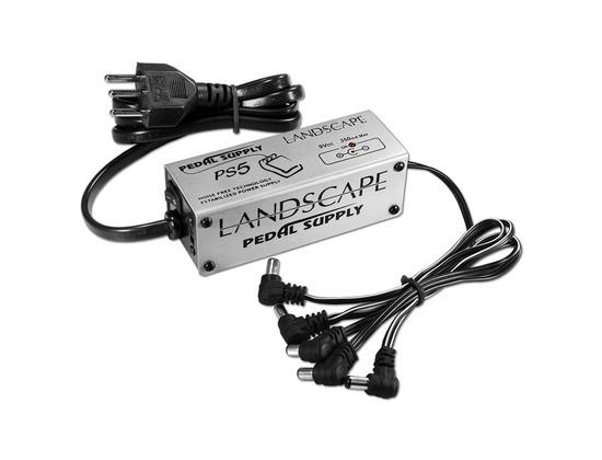 Landscape Power Supply