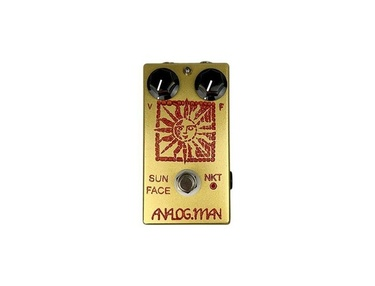 Analog Man Sun Face NKT Red Dot