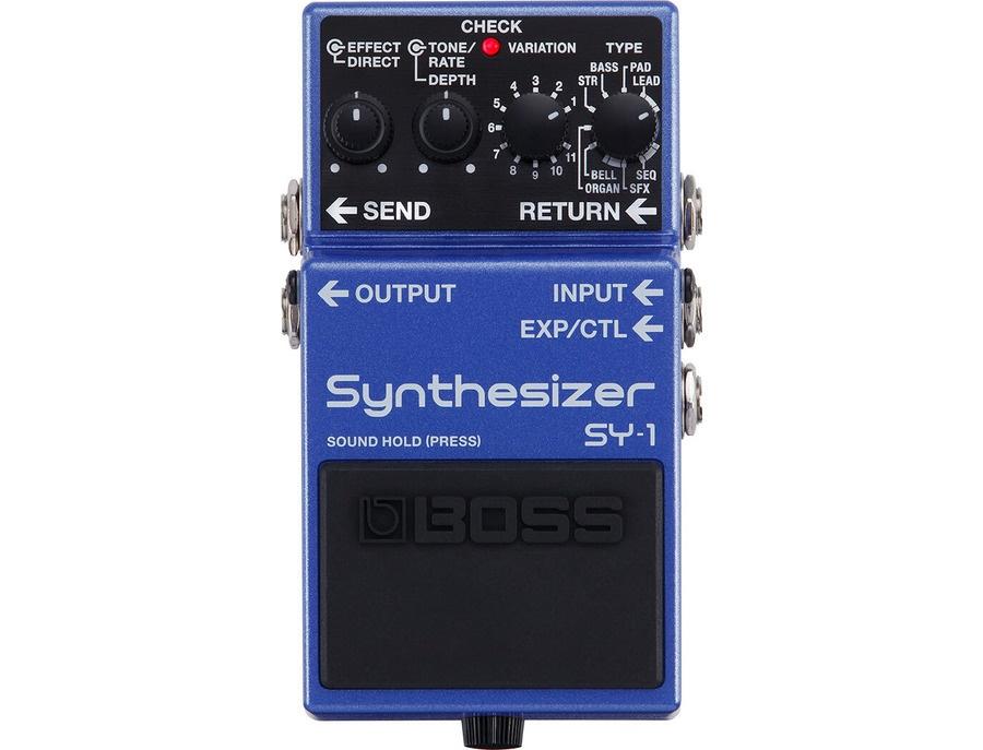 Boss sy 1 synthesizer xl
