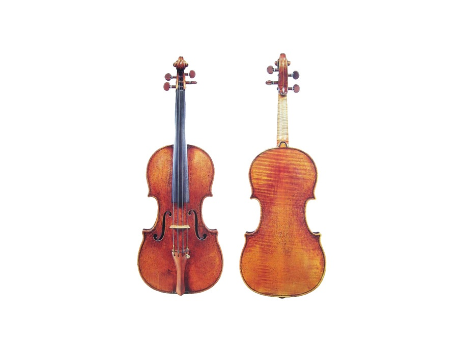Stradivarius 1732 Tom Taylor Violin