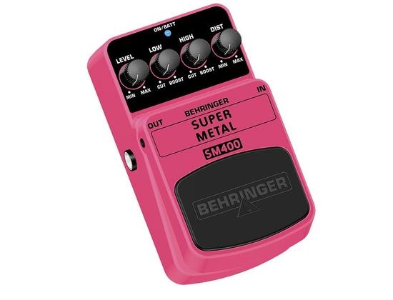 Behringer Super Metal SM400