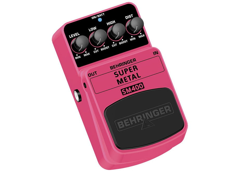 Behringer Super Metal SM400