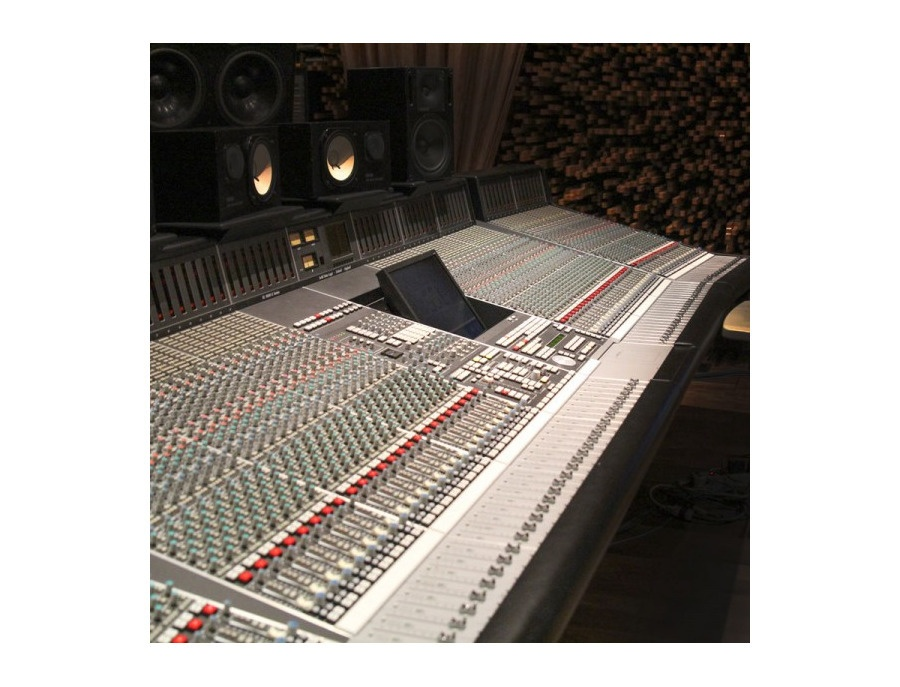 Ssl 9080k 80 channel mixing console xl