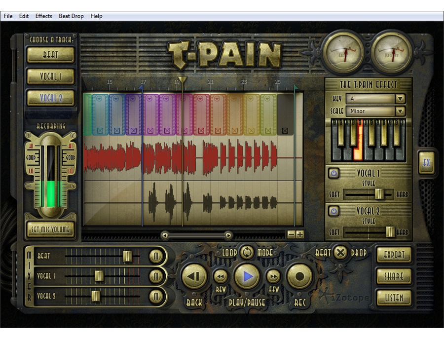 iZotope The T-Pain Effect Reviews & Prices | Equipboard®