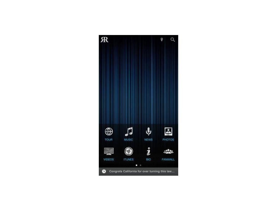 Official Ron Reeser Mobile App