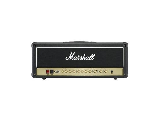 Marshall DSL100H 100W All-Tube Guitar Amp Head Black