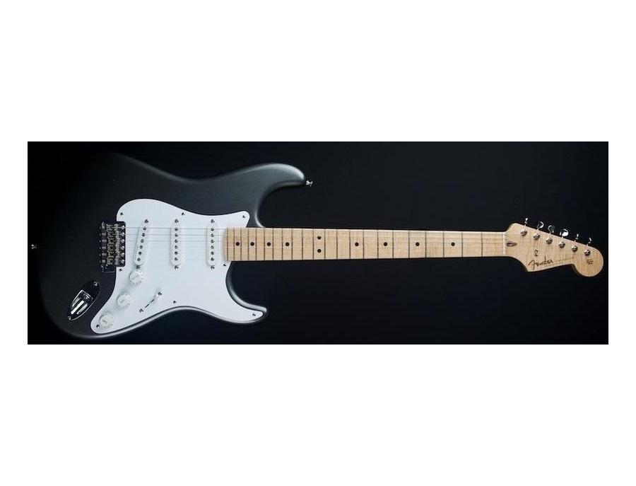 Fender Eric Clapton Masterbuilt Stratocaster Pewter