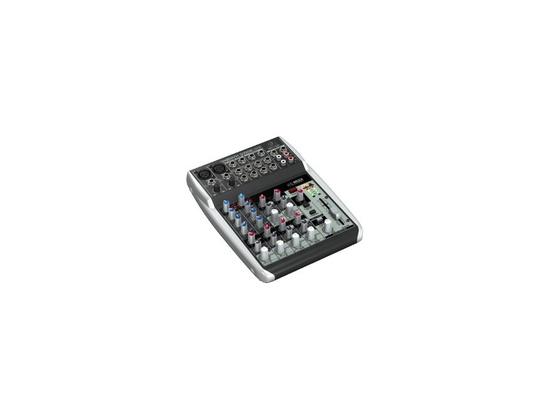 Behringer Q1002 USB Premium 10- input 2-Bus Mixer w/ USB I/O