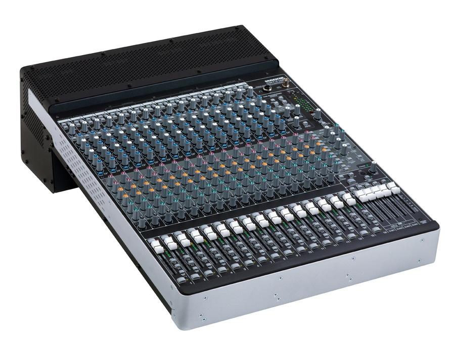 Mackie onyx 1640i firewire mixer xl