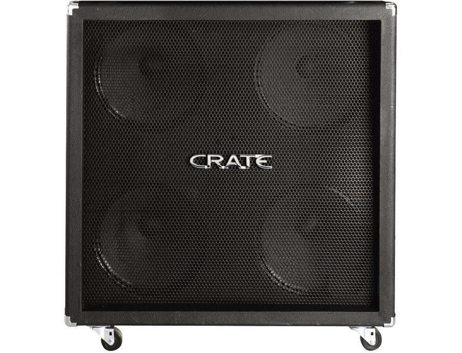 Crate bv412st blue voodoo 4x12 speaker cabinet xl