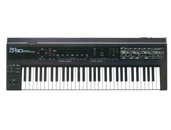 Roland D 50