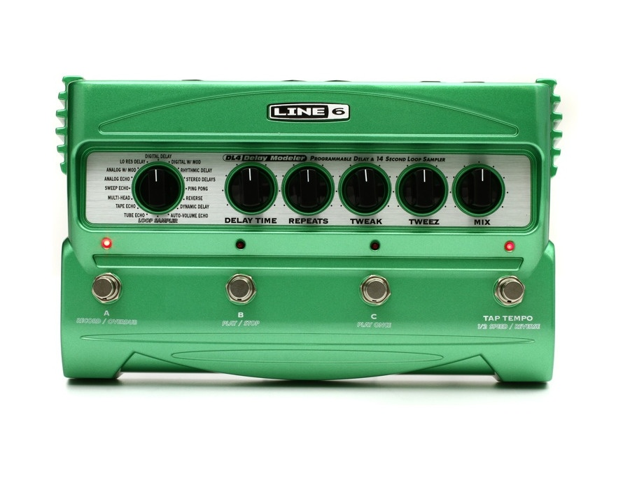 Line 6 dl4 delay modeler xl