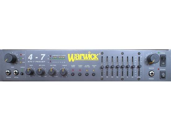 Warwick WP 4-7