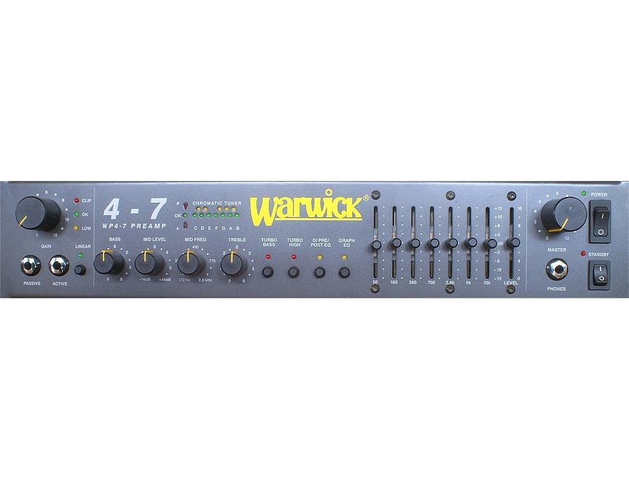 Warwick wp 4 7 xl