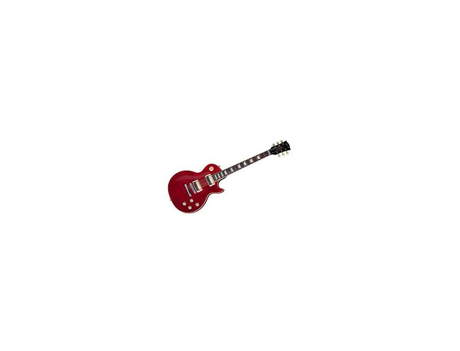 Gibson Les Paul Rosso Corsa