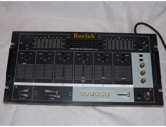 Roclab MPX7800 Stereo Mixer