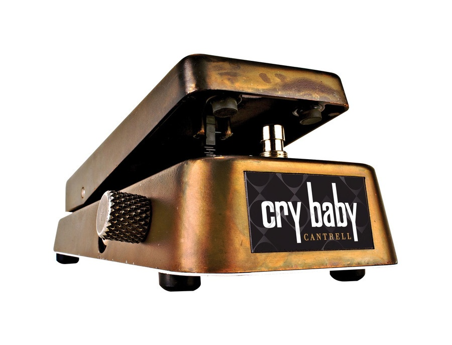 Dunlop jc95 jerry cantrell signature cry baby wah xl