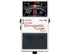 Boss tu 3 chromatic tuner s