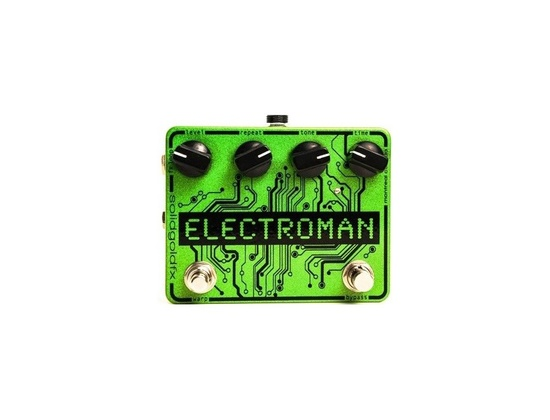 SolidgoldFX Electroman Digital Delay