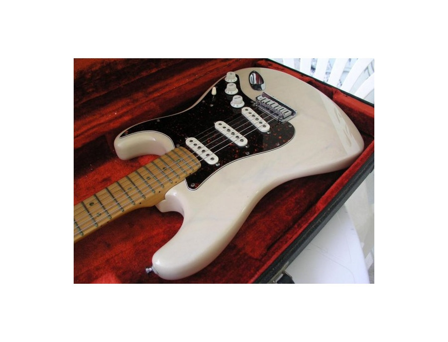 Fender american deluxe stratocaster xl