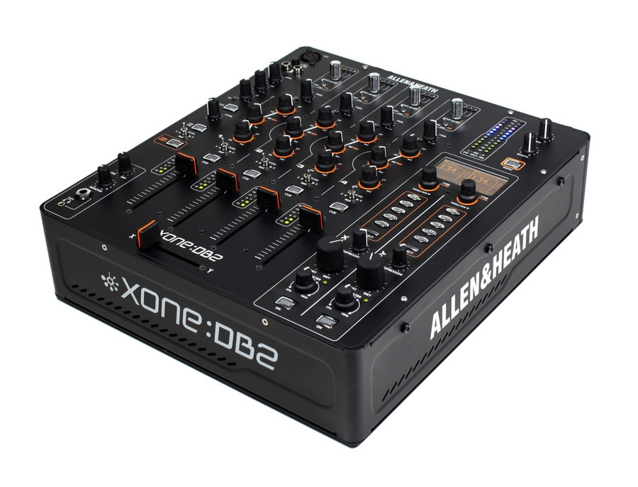 Allen & Heath Xone: DB2 DJ Mixer