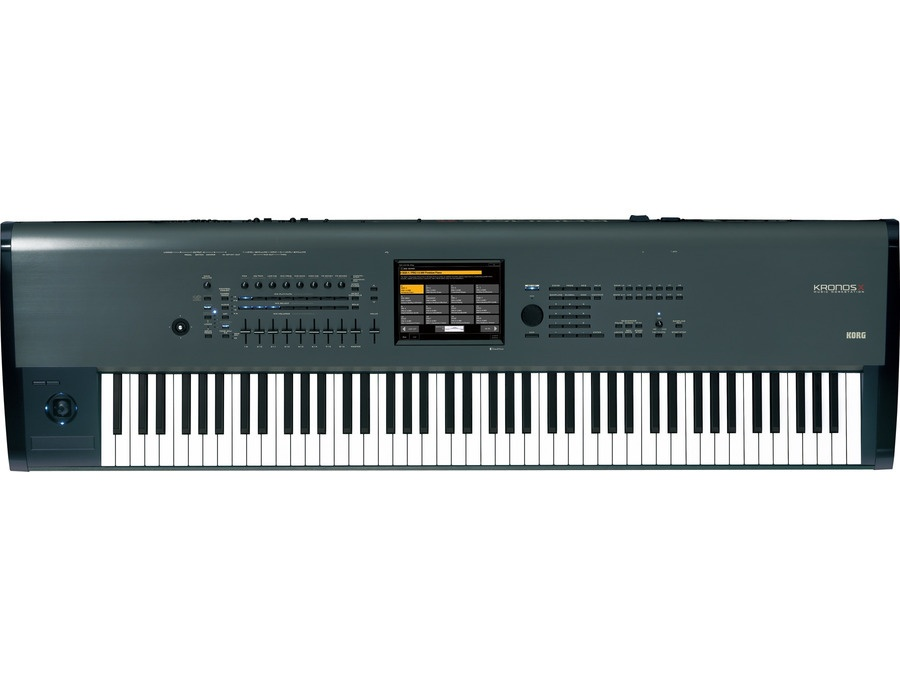 Korg Kronos X 88-key Music Workstation