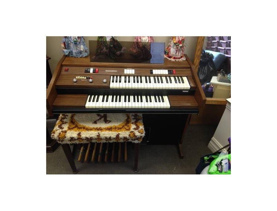 Baldwin organ wonder chord interlude model 124 xl